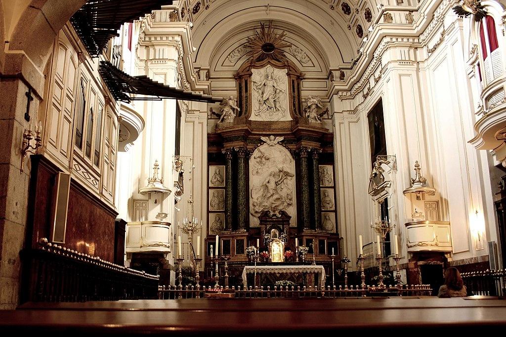 Iglesia del Monasterio de las Descalzas Reales