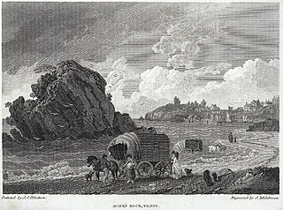 Monk's Rock, Tenby