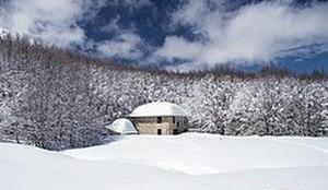 Cervati - Image: Monte Cervati