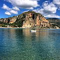 Monte Sant'Angelo - veduta dalla spiaggia di Levante.jpg