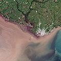 Montevideo, Uruguay (Satellite picture).jpg