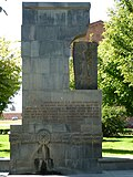 Monument in park Vagharshapat 11.JPG