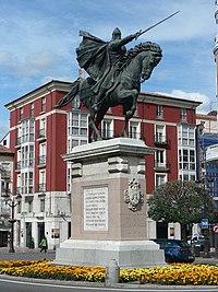 Monumento al Cid (Burgos) 01