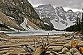 Moraine Lake - Banff - panoramio (1).jpg