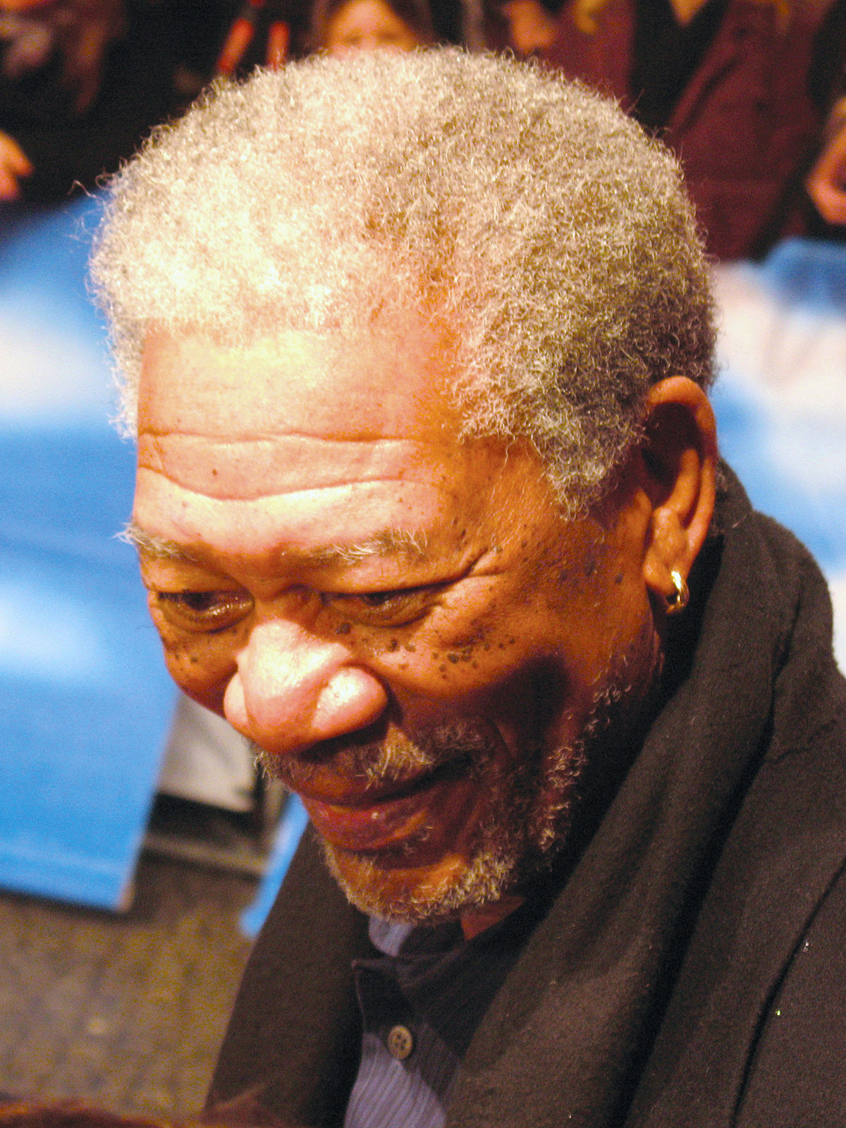 Morgan Freeman - Wikipedia, la enciclopedia libre