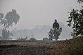 Morning Commuters - NH-34 - Sargachi - Murshidabad 2014-11-29 0125.JPG