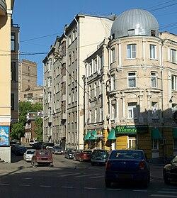 7-й ростовский переулок: