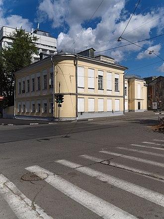 Выставочная экспозиция ГУ МЧС России по городу Москве (№49/34)