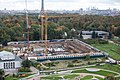 Moscow, VDNKh, construction site of the Moskvarium (10656396525).jpg