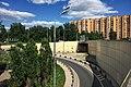 Moscow, southbound entrance into Lefortovsky Tunnel (31024613420).jpg