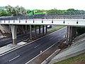 Most, most k nádraží, silnice č. 13.jpg