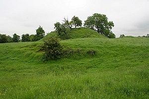 Castlemorton - Castlemorton motte