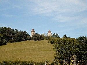 Boisse - Image: Moulins de boisse