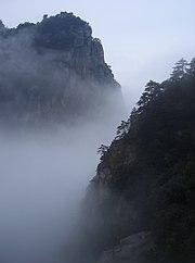 Nevoeiro, um dos fenômenos meteorológicos