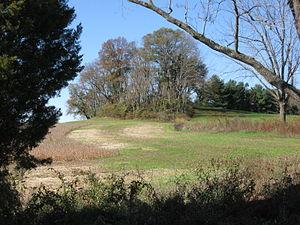 Mount Pleasant, Burlington County, New Jersey - Mount Pleasant hill, ca. 2010