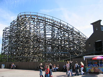 Bandit (Movie Park Germany) - Image: Movie World Wild Wild West.JL