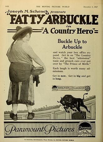 A Country Hero - The Moving Picture World 12 8 1917