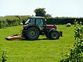 Mowing a meadow - geograph.org.uk - 1331640.jpg
