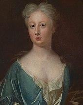 """Elizabeth """"Tetty"""" Jervis Porter, Ehefrau von Samuel Johnson (Gemälde von Maria Verelst, etwa 1735) (Quelle: Wikimedia)"""