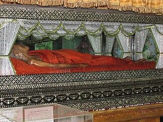 Rangamati - Image: Mummified Body of the Top Mohanto