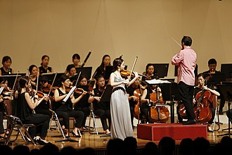 Pohang University of Science and Technology - Music festival at POSTECH