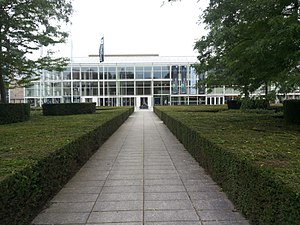 Musikhuset Aarhus - Image: Musikhusparken 2