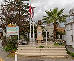 Mustafa Kemal Atatürk Memorial, Kyrenia, Northern Cyprus 02.jpg