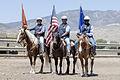 My Public Lands Roadtrip- Northern Nevada Correctional Center-Stewart Conservation Camp Saddle Horse and Burro Training Program in Carson City, Nevada (19351284040).jpg