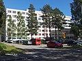 Myllypuron Sairaala Nykyisin Myllypuron vanhustenkeskus (2014 ) - panoramio.jpg