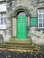 Mytholmroyd Methodist Church, Doorway - geograph.org.uk - 1042099.jpg