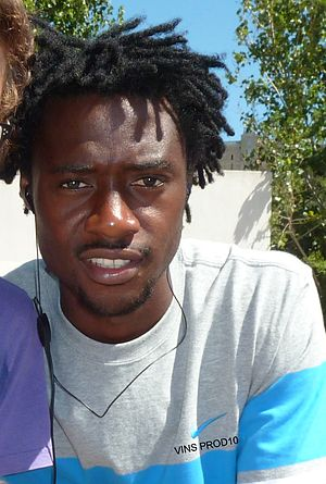 Nicolas Nkoulou - N'Koulou pictured during his time at Marseille.