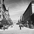 Näkymä Turun Aurakadulta, kadun päässä Turun taidemuseo - HK19670603-32734 (musketti.M012-HK19670603-32734).jpg
