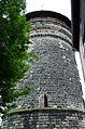 Nürnberg, Stadtmauer, Maxtormauer, Laufer Torturm, 002.jpg