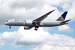 N27901 Boeing 787 United (16603452905).jpg