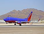 N296WN Southwest 2007 Airlines Boeing 737-7H4 (cn 36613-2413) (5816571996).jpg