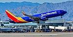 N8674B Southwest Airlines Boeing 737-8H4 s n 36734 (27819224027).jpg