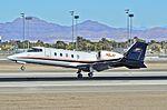 N8JR 1996 Learjet 60 C-N 084 - McCarran International Airport, Las Vegas (11217930353).jpg