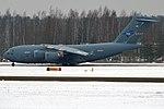NATO Strategic Airlift Capability, SAC 02, Boeing C-17A Globemaster III (32789712558).jpg