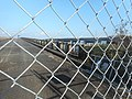 NB Old US 15-301 Bridge; View of I-95 Bridge.jpg