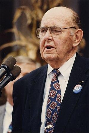 James Allen Graham - Jim Graham in 1992