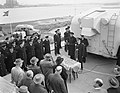 NDSM onverdracht onderzeebootjager Friesland aan Koninklijke Marine Aanwezig Co, Bestanddeelnr 907-6531.jpg