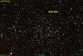 Image illustrative de l'article NGC 2354