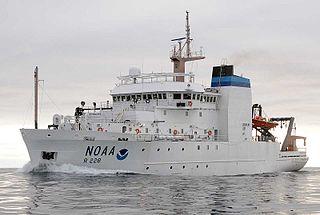 NOAAS <i>Reuben Lasker</i> (R 228) American fisheries research vessel