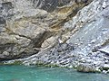 Nagelfluh Felswand - Herrgottszement - Fanglomerate - panoramio - Clemens Pohl.jpg