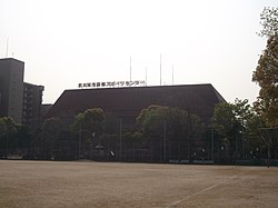 Nagoya City Tsuyuhashi Sports Center 20140417.JPG