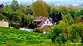 Nakło nad Notecią - Widok z okolicy wzgórza wodociągowego w kierunku, doliny Noteci - panoramio.jpg