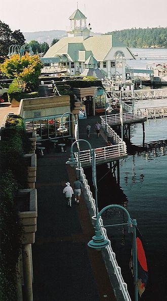 Nanaimo - Nanaimo Waterfront
