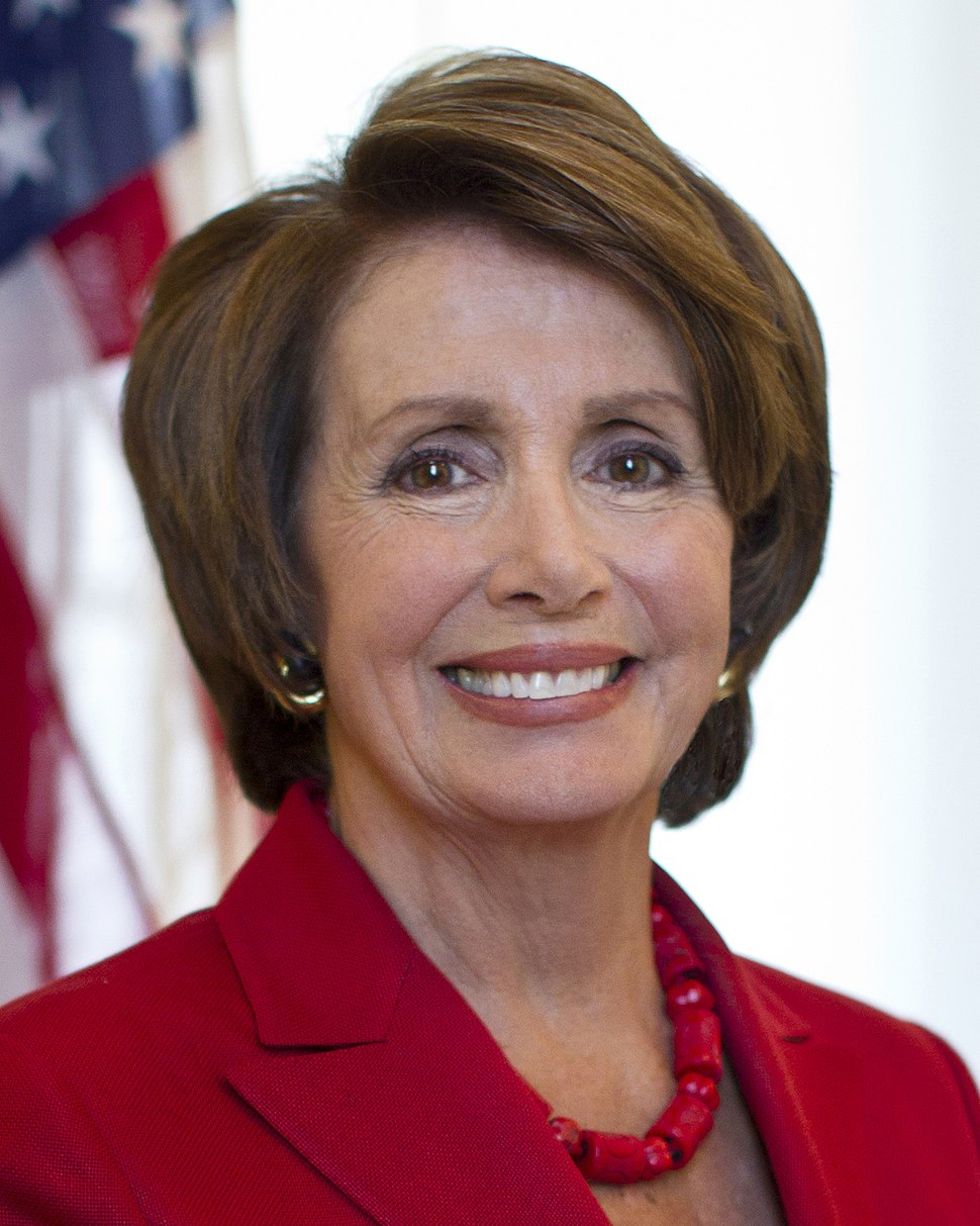 Nancy Pelosi 2012 (cropped 2)