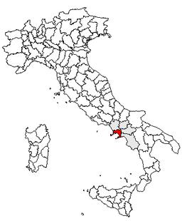 italien karta napoli Neapel (provins) – Wikipedia italien karta napoli