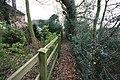 Narrow Footpath - geograph.org.uk - 1180602.jpg